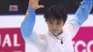 getlinkyoutube.com-2015 GPF - Yuzuru Hanyu SP UHD (commentary #1)