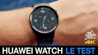 getlinkyoutube.com-Huawei Watch : le test (en 4K)
