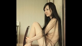 getlinkyoutube.com-Super Long Hair 番外編 魅惑の髪長美女