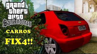 getlinkyoutube.com-Pack De Carros PC Fraco GTA SAN (2016)