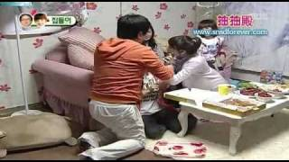 getlinkyoutube.com-【中字】090412 SNSD TaeYeon 我們結婚了 Ep11 @ Part 1/3
