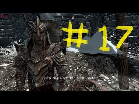 Malix Plays Skyrim 17: G-g-g-ghost?