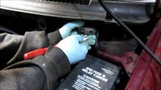 getlinkyoutube.com-How to change voyager spark plugs
