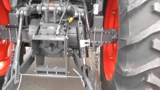 クボタトラクター M108W用自動水平装置 ALS-MK3