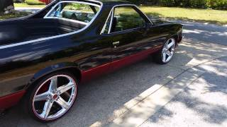 getlinkyoutube.com-My Orig 79 El camino SS