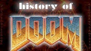 getlinkyoutube.com-History of - DOOM (1993-2013) | blablue123