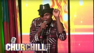 Othoul Othoul on Churchill show