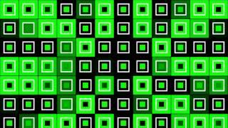 getlinkyoutube.com-Squares Green Lights FX - Video Background Free HD