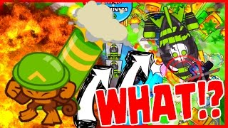 getlinkyoutube.com-Bloons TD Battles - HOW DID I SEND A ZOMG?! BEST NEW TOWER?! - BTD Battles Gameplay