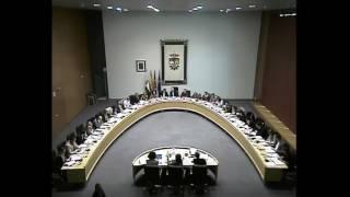 Pleno Municipal Ordinario del 1 de Diciembre de 2016