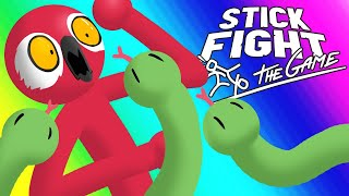 Stick Fight Funny Moments - Shotguns and Snakes!