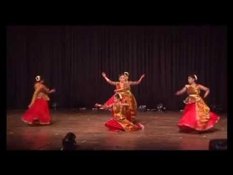 Kathak dance( Durga Stuti) by students of Gurukul Music & Dance Academy, Gurgaon