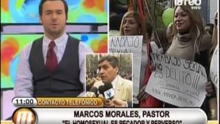 getlinkyoutube.com-Pastor evangélico dice que el homosexual es pecador y perverso