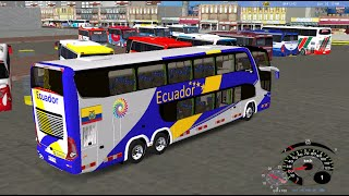 getlinkyoutube.com-Mod Ecuador, V2 01- Trans Ecuador - Paseo en la cuidad-Marcopolo DD