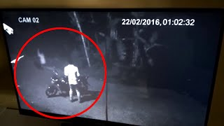getlinkyoutube.com-Most Shocking Ghost Sighting | Real Paranormal Activity Caught on CCTV Camera | Real Ghost Sighting