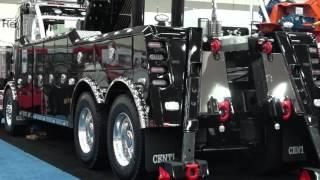 getlinkyoutube.com-Manufacturers Spotlight: Miller Industries Century 9055 Tandem-Tandem