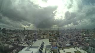 getlinkyoutube.com-Xiaomi Yi  6 hours time-lapse