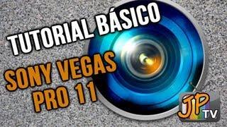 getlinkyoutube.com-Sony Vegas Pro 11 - Tutorial Básico - Movimiento de imagen, zoom y panoramización