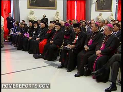 Middle East patriarchs fight for peace
