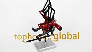 getlinkyoutube.com-Chinese Fully Adjustable Rearsets Review