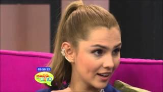 getlinkyoutube.com-Danielle Arciniegas ahora está en Nick con 'Yo soy Franky'