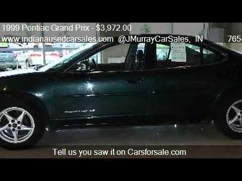 1999 Pontiac Grand Prix SE Sedan 4D - for sale in LAFAYETTE,