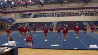 getlinkyoutube.com-Spring Grove Cheerleading Competition 2014