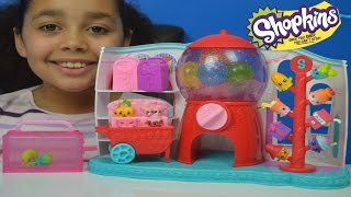 getlinkyoutube.com-New Shopkins Season 4 Sweet Spot | Petkins | 12 pack with Ultra Rare | Kids Toy Review