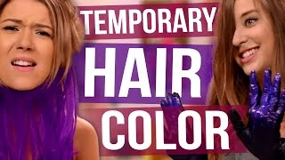 getlinkyoutube.com-3 Easy Ways to Temporarily Color Your Hair