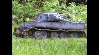 getlinkyoutube.com-Tiger1 High velocity rounds .( Armortek )