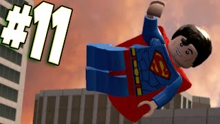 getlinkyoutube.com-LEGO Dimensions - Part 11 DC Comics Invasion (Wii U Walkthrough)