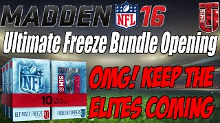 getlinkyoutube.com-OMG! KEEP THE ELITES COMING! | MUT 16 Ultimate Freeze Bundle Pack Opening