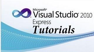 getlinkyoutube.com-Visual Basic 2010 Express Tutorial - 3 - Databases