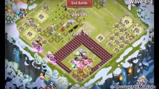 getlinkyoutube.com-Castle clash hbm t -5