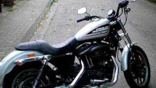 Harley Davidson 883R Sound
