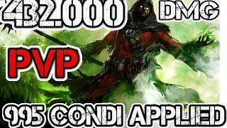 getlinkyoutube.com-Guild Wars 2 Diamond Necromancer PVP Ranked SoloQ - Necromancer Strategy Guide Tutorial + Build
