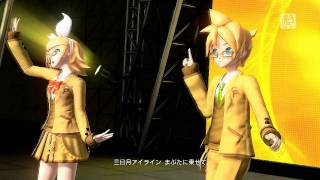 "getlinkyoutube.com-鏡音レン・リン "" 右肩の蝶"" 39's Giving Day Edition Dreamy Theater 2nd PV HD"