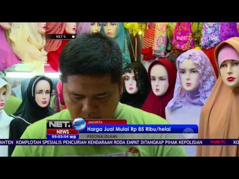 Pesona Islami: Jilbab Instan, Praktis Namun Tetap Gaya NET5