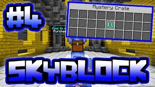 getlinkyoutube.com-LUCKIEST SKY KEY WIN EVER!! | Server SkyBlock in Minecraft #4 S2