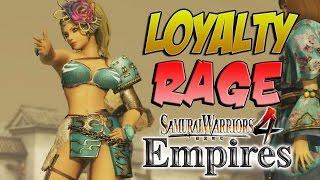 getlinkyoutube.com-MEET THROTHGAR'S DAD! Samurai Warriors 4 Empires (#10)