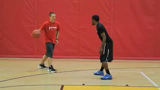 getlinkyoutube.com-How to Shoot Quicker Off The Dribble in Basketball - Possibletraining.com