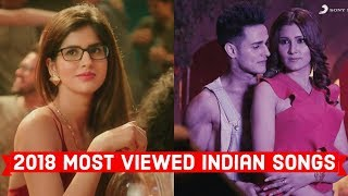 2018 Top 20 Most Viewed Indian/Bollywood Songs on YouTube width=