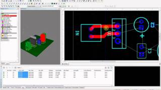 getlinkyoutube.com-Transfer from multisim to ultiboard and view 3D circuit