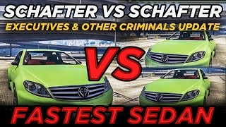 getlinkyoutube.com-Schafter V12 vs Schafter LWB vs Schafter (GTAV Executives & Other Criminals Update)