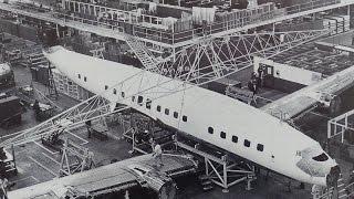 getlinkyoutube.com-Building the Super Constellation, Lockheed promo film - 1955