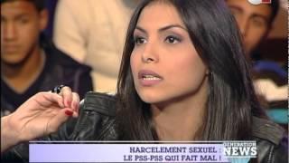 getlinkyoutube.com-Generation News : نقاش بين الشيخ سار وزينب عبيد حول التحرش الجنسي
