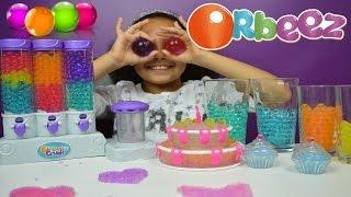 NEW Orbeez Crush Sweet Treats Studio | Gigantic Orebeez | Orbeez Toys