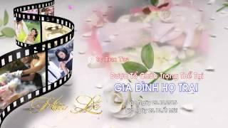 getlinkyoutube.com-Đầu băng cưới Full HD T5 2015 for Premiere cs6 by Trần Tuệ