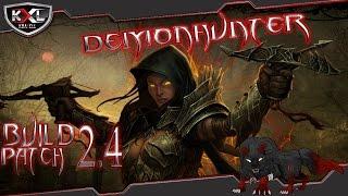 getlinkyoutube.com-[DH-Build] Diablo 3 RoS [Patch 2.4] Dämonenjäger Schatten-Set | High-GRift ➥ Let's Build