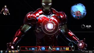 getlinkyoutube.com-ironman rainmeter 2013
